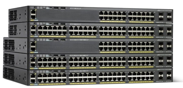Switch Cisco 2960XR