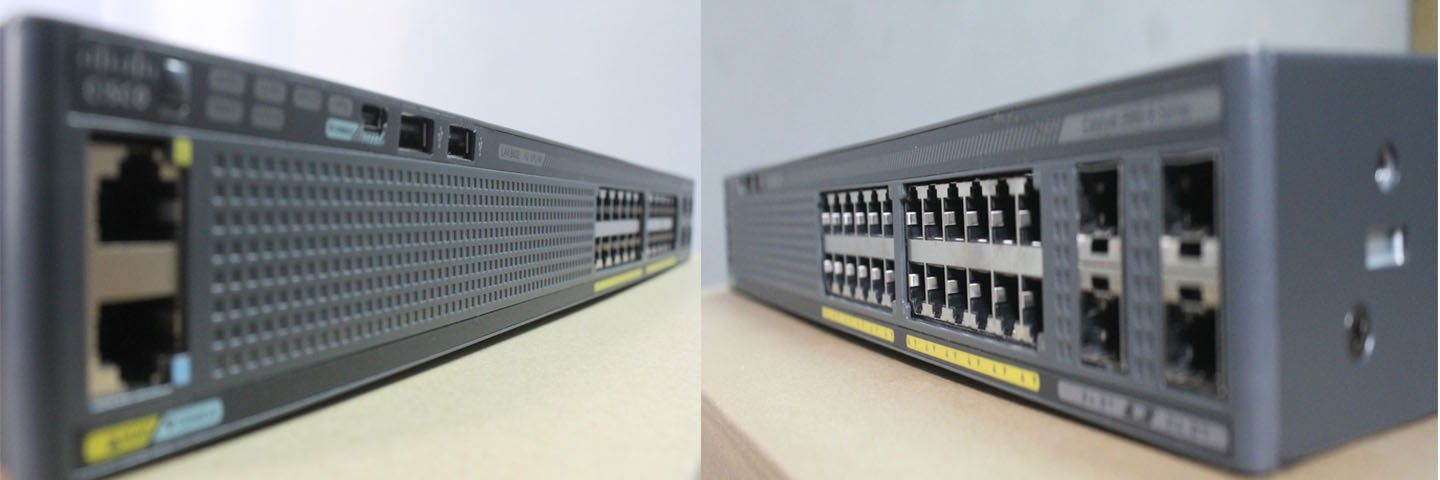 Lợi ích Switch Cisco 2960X và Cisco 2960XR