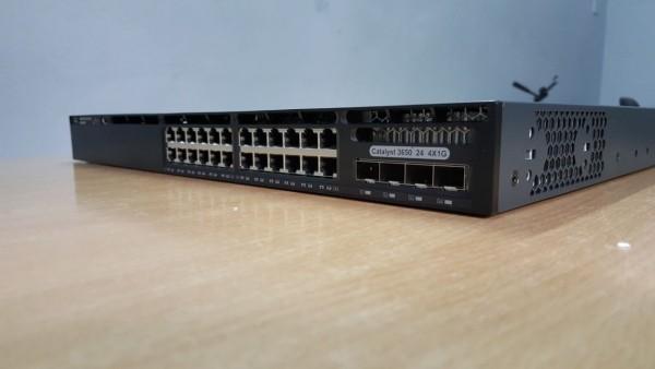 WS-C3650-24TS-S