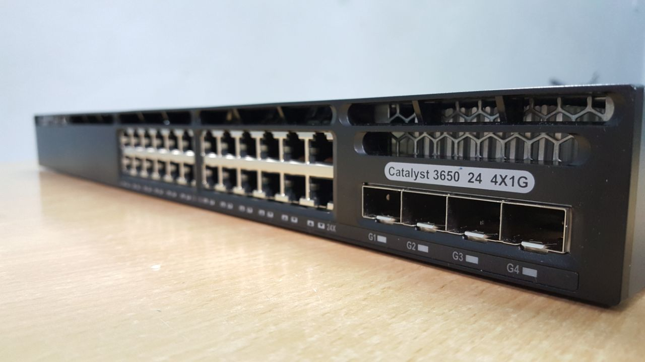 switch layer 3 Cisco