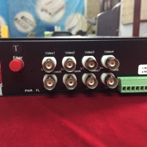 Bộ chuyển đổi video sang quang 8 kênh