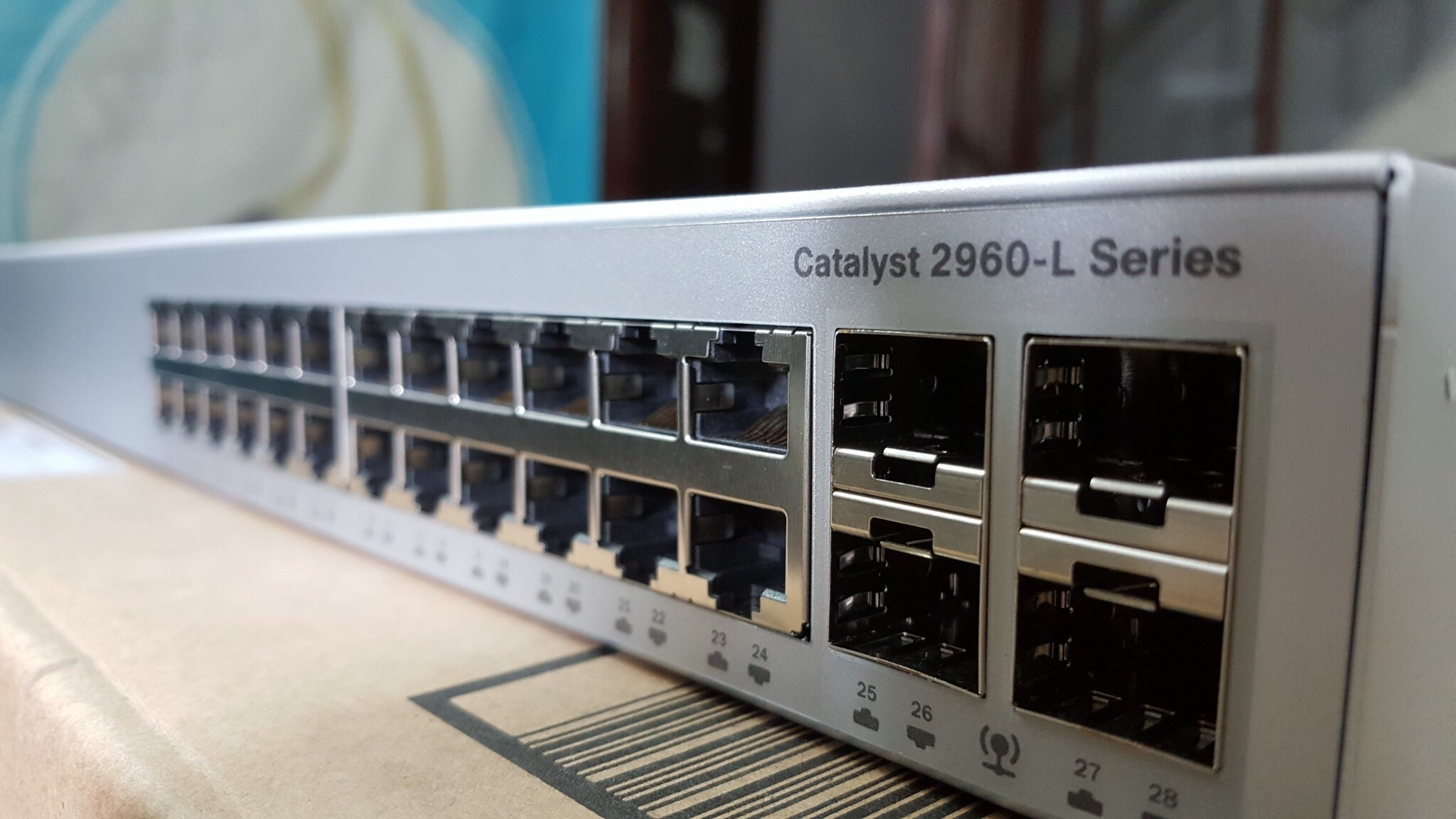 cisco catalyst 2960-l