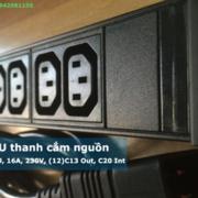 Thanh nguồn pdu (12) C13 32A