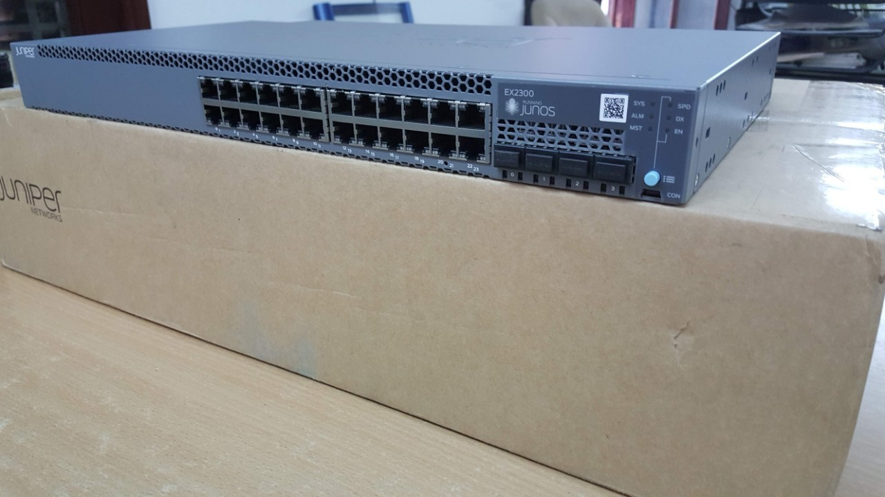 Juniper EX2300-24T-VC