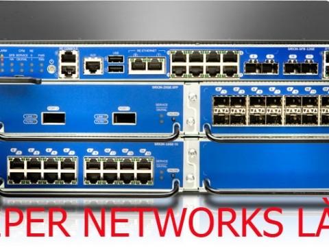 Juniper networks là gì?