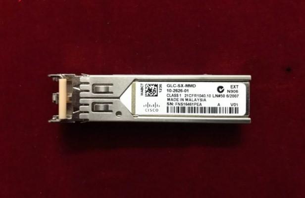 Module quang Cisco GLC-SX-MMD= 1000BSX SFP Transceiver Module MMF 850NM DOM