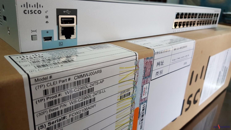Cisco 2960L