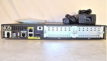 Thay thế Cisco 1921, 1941 bằng bộ định tuyến router Cisco ISR 4221 mới