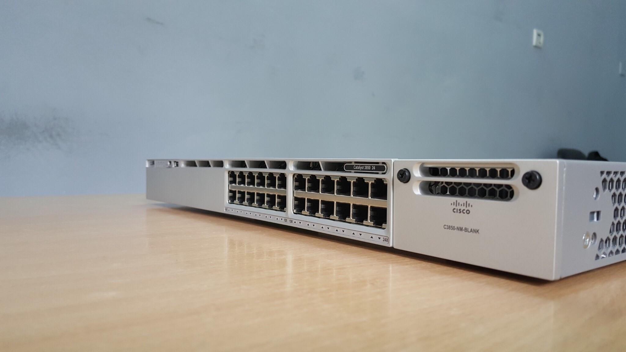 Core Switch Cisco 3850