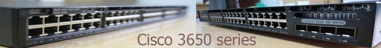Cisco Catalyst 3650 Series switches