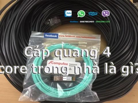 6 mẫu sản phẩm cáp quang amp không thể bỏ qua khi nối mạng