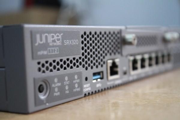 juniper srx320
