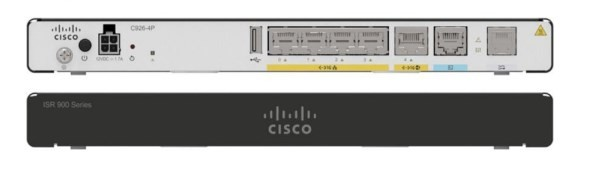 router cisco isr 900