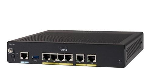Bộ định tuyến router SOHO mới Cisco ISR 900 series có gì?