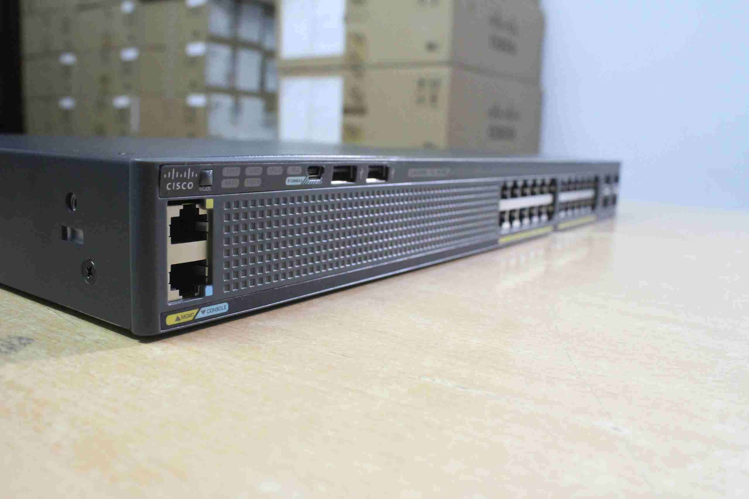 Phân phối cisco switch 2960 24 port gigabit chính hãng