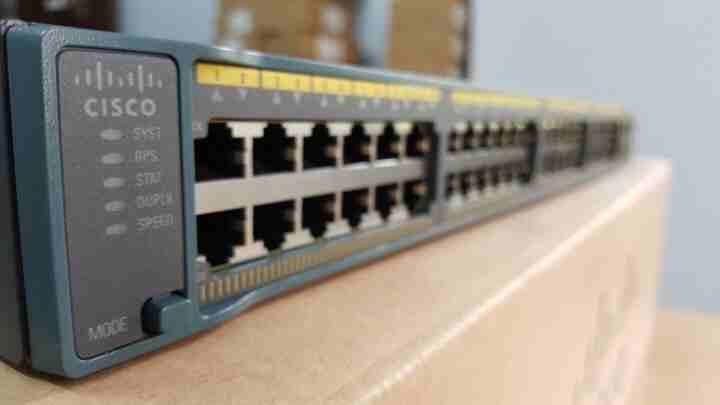 Thiết bị chuyển mạch Switch Catalyst Cisco 2960 Plus Series