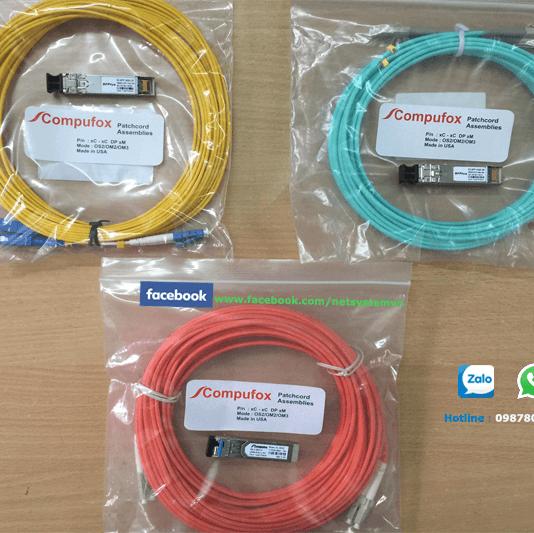 Tính năng nổi trội của dây nhảy quang Singlemode trong hệ thống mạng LAN