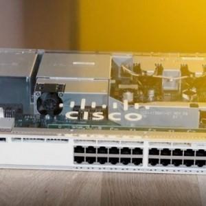 Switch Cisco C9200L-24P-4G-E Catalyst 9200L 24-port PoE+ 4x1G uplink Switch, Network Essentials