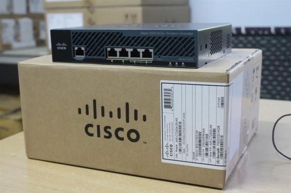 Wireless Controller Cisco AIR-CT3504-K9