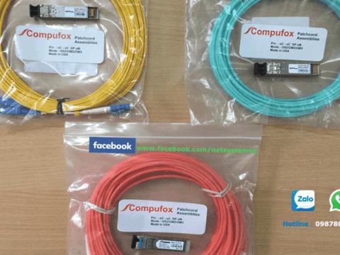 Tổng hợp các mẫu tiêu chuẩn dây nhảy quang Singlemode được sử dụng nhiều nhất