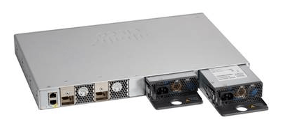Cisco Catalyst 9200 Series Switch Dual Redundant Power Supplies