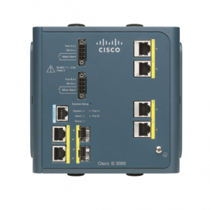 IE-3000-4TC - Industrial Ethernet 3000 Series