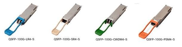 Các tính năng và lợi ích của các module quang 100G QSFP của Cisco