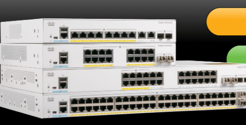 Bảng giá price list Switch Cisco Catalyst 1000 series 8, 16, 24, 48 port