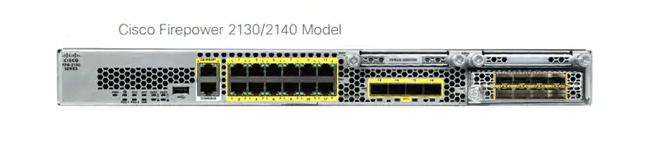 Cisco Firepower FPR2130-NGFW-K9