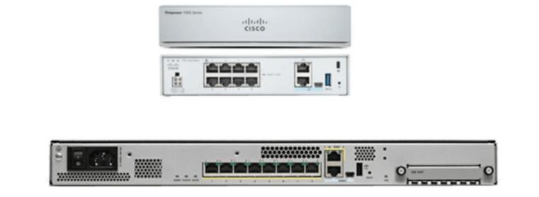 Firewall Cisco Firepower 1000 series