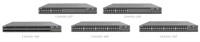 Juniper Switch EX4400 Ethernet